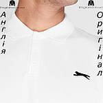 Поло мужское Slazenger из Англии, фото 5