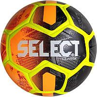 Мяч футбольный SELECT Classic (012) оранж/черн размер 4, фото 1