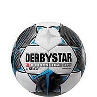 М'яч сувенірний DERBYSTAR MB BL BRILLANT (47 cm) (147), білий/чорний/сірий