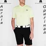 Поло мужское Slazenger из Англии - в полоску, фото 3