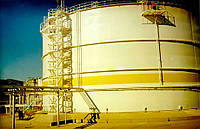 Изготовление и монтаж вертикальных резервуаров