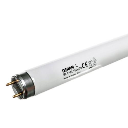 Лампа люминесцентная ультрафиолетовая OSRAM L Blue UVA 18w/78 G13