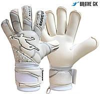 Детские вратарские перчатки BRAVE GK PHANTOM KIDS WHITE, p.5, фото 1