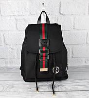 Рюкзак текстильный черный 9808, фото 1