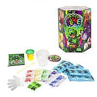 Набор для изготовления лизуна Crazy Slime 5 в 1 Данко-Тойс 01201