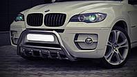 Кенгурятник для BMW X-6 (2008+)
