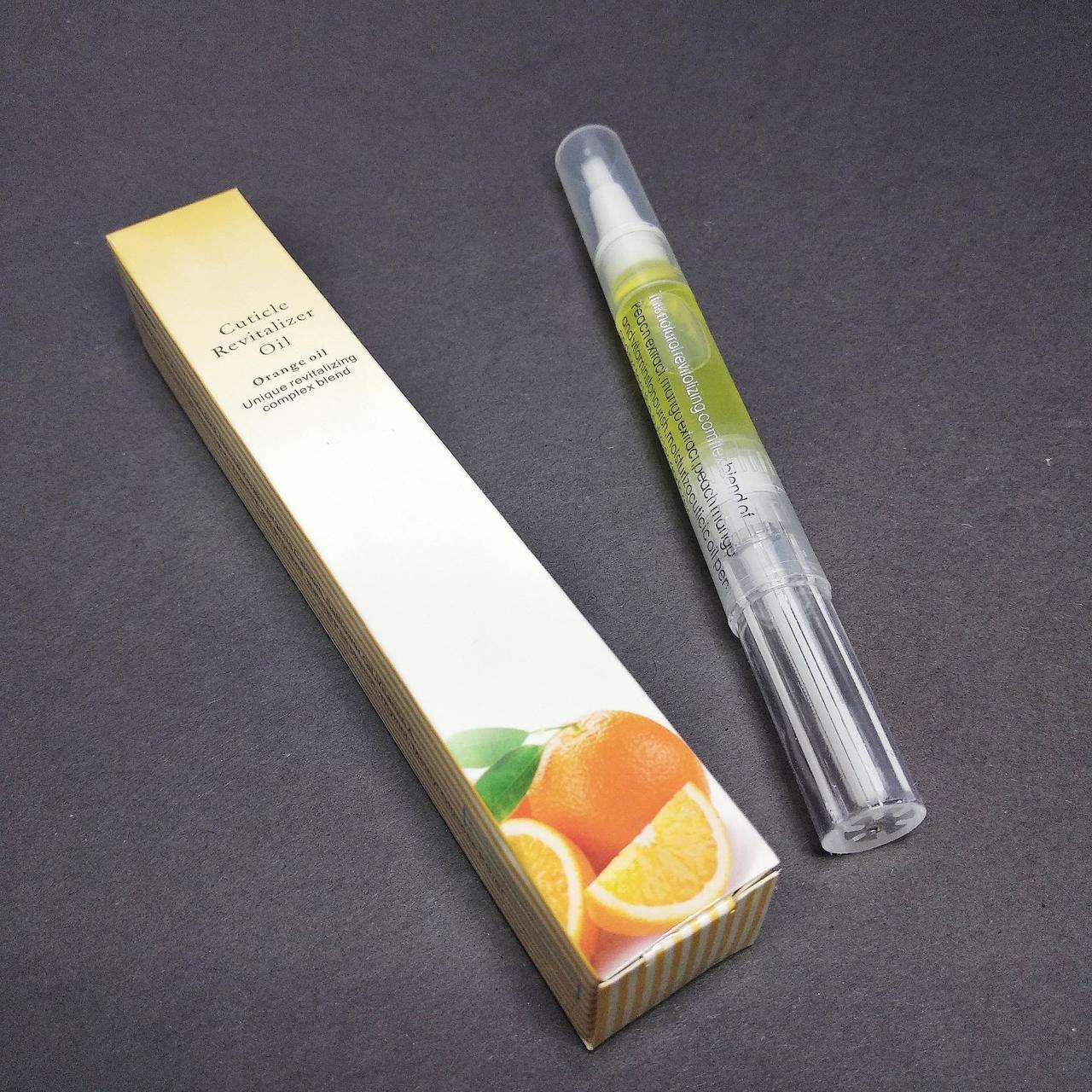 Масло для кутикули в карандашеАпельсин