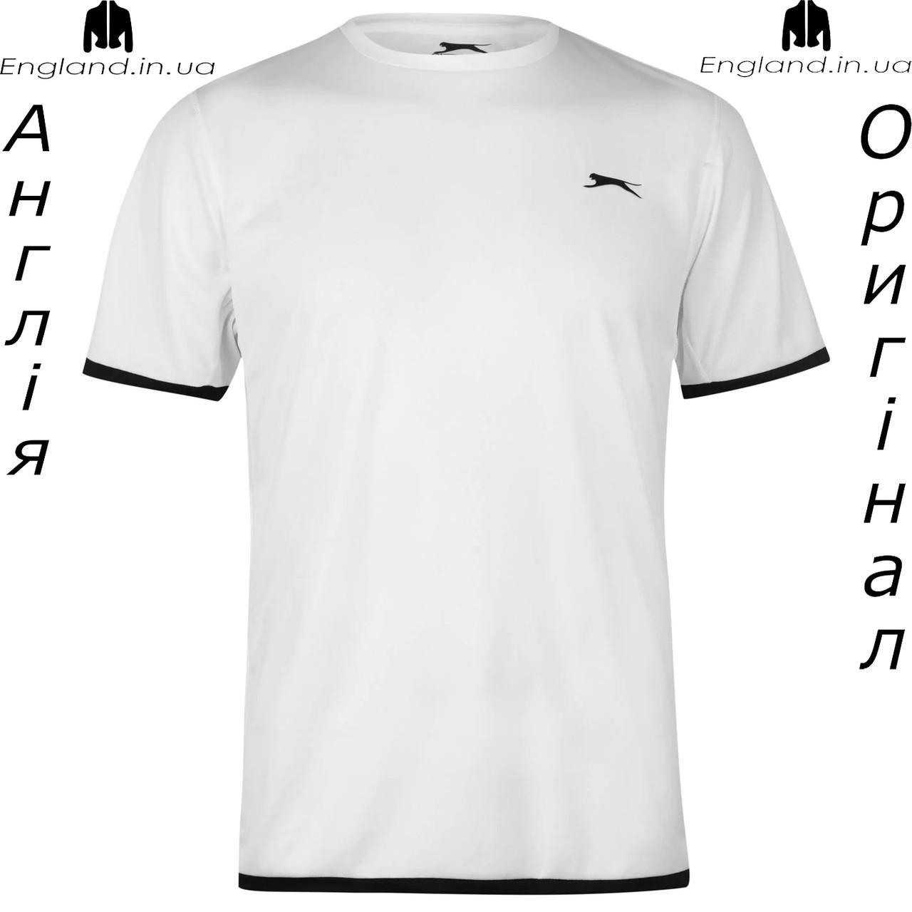 Футболка мужская Slazenger из Англии - для бега и тренеровок