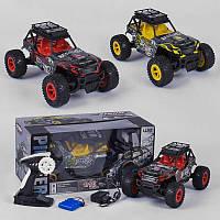 Машина на радиоуправлении 2 цвета, аккумулятор 4,8V,  в коробке
