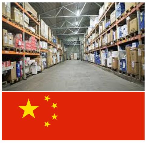 Обновление склада китайские запчасти