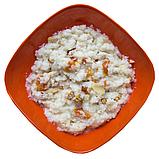 Каша рисова з курагою та горіхами, 100г, фото 3