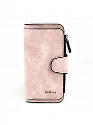 Кошелек Baellerry Forever светло-розовый