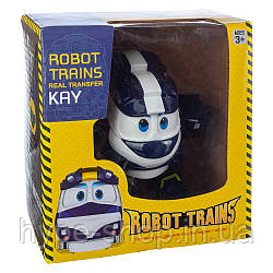Робот Поїзд Robot Trains Кей (Key) синій