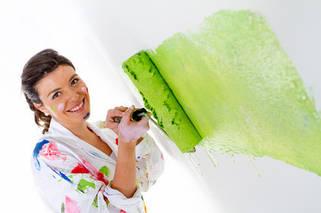 Краски для потолка и стен