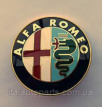 Эмблема Альфа Ромео -155,-156,-164,-166 и др.