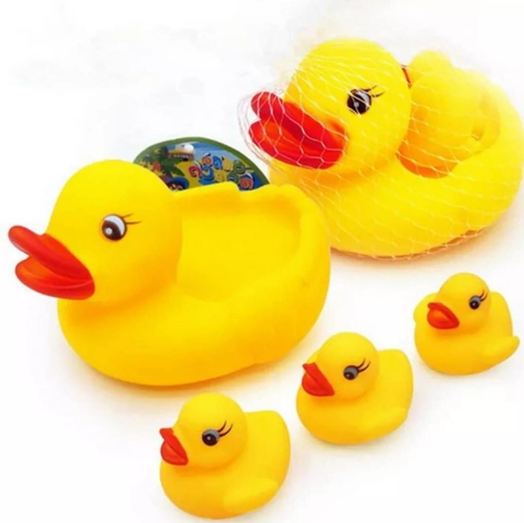 Пищалки в ванную УТОЧКИ (0045)