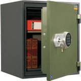 Огнестойкий сейф VALBERG FRS-51EL. Вес,кг:50. Размеры, мм (ВхШхГ): 490x430x430