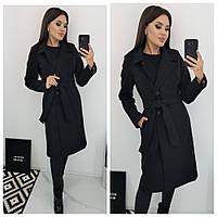 Пальто женское батал, фото 1