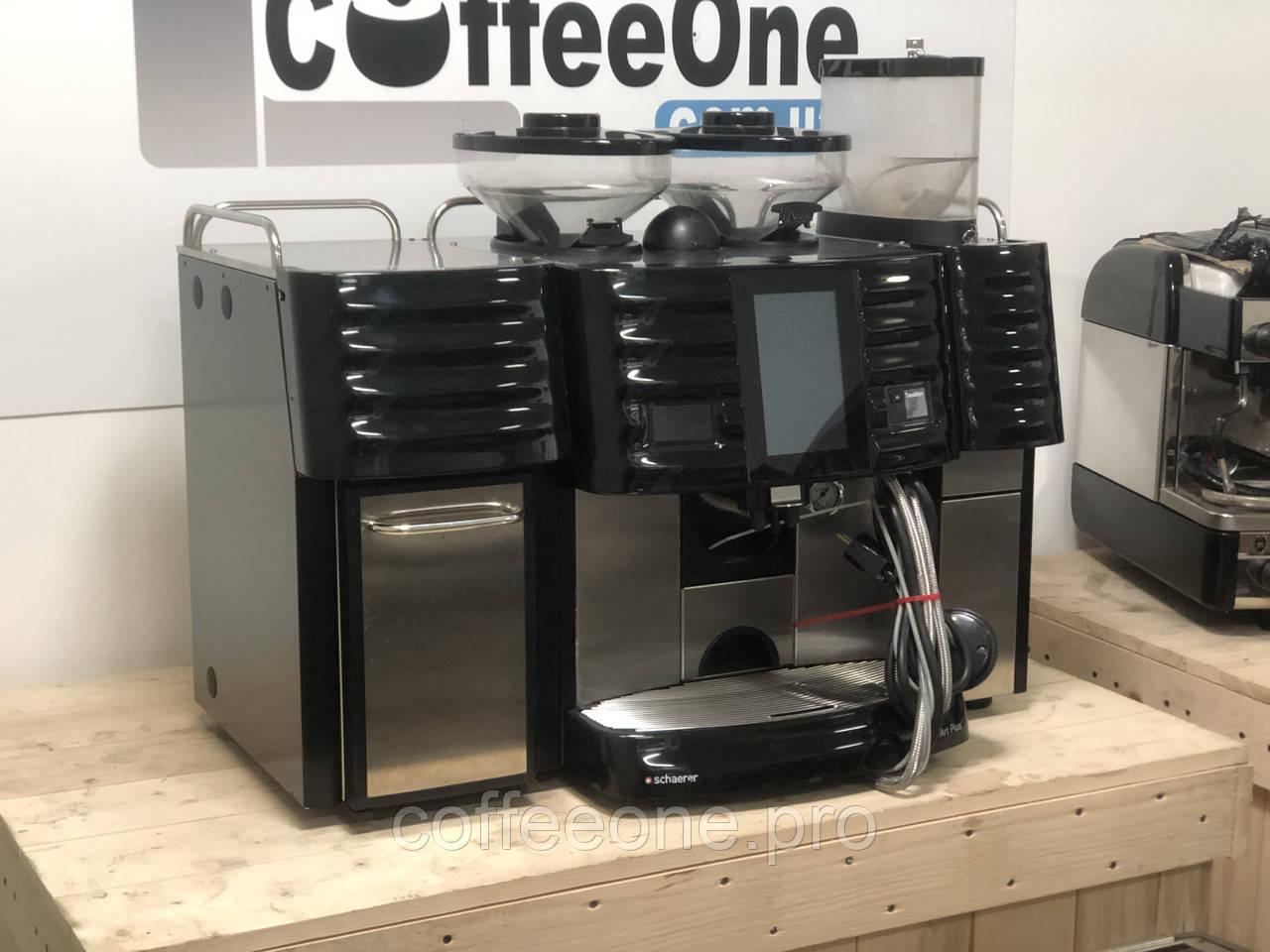 Кофемашина суперавтомат Schaerer Art Plus Touch