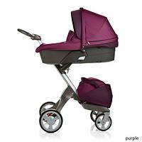 Универсальная коляска Stokke Xplory 2 в 1, цвет Purple