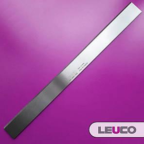 410х30x3 HSS 18% Строгальные (фуговальные) ножи Leuco для фуганков и рейсмусов, фото 2