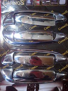 Накладки на ручки FIAT PUNTO