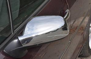 Хром накладки на зеркала PEUGEOT 407