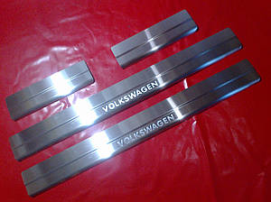 Накладки на пороги стандарт Volkswagen Passat B5