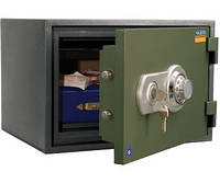 Огнестойкий сейф VALBERG FRS-30 CL. Вес, кг:28, Размеры, мм (ВхШхГ): 300x405x355