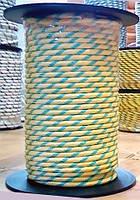 Шнур полипропиленовый плетеный Ø10 мм