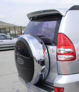 Чехол на запаску Toyota Land Cruiser Prado 120