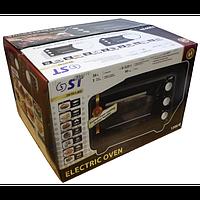 Духовка электрическая 36 л Saturn ST 75-351-01 коричневая
