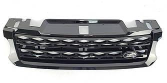 Решетка радиатора Range Rover Sport L494 (14-17) черная