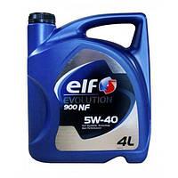 Масло моторное ELF Evolution 900 NF 5W40