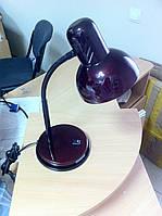 Настольная лампа LOGA на подставке с гибким стержнем /0-031