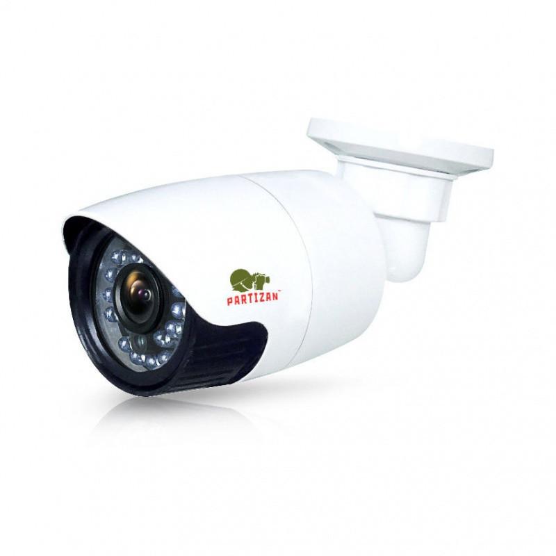 Видеокамера внешняя Partizan COD-331S HD v3.6