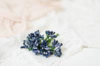 Добавка з ягідками темно-синього кольору 10-12 шт