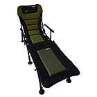 Кресло карповое Novator SR-2 Comfort + подставка Novator POD-1 Comfort, фото 4