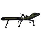 Кресло карповое Novator SR-2 Comfort + подставка Novator POD-1 Comfort, фото 5