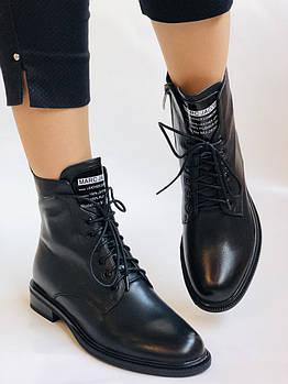 Женские ботинки. Mark Jacobs. Натуральная кожа. Высокое качество. Polann. Р. 38 Vellena