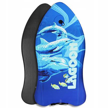 Бодиборд-доска для плавания на волнах SportVida Bodyboard SV-BD0002-3, фото 2