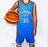 "Баскетбольная детская форма ""OKLAHOMA CITY"" DURANT"