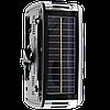Радіоприймач GOLON RX-455S - портативний радіоприймач з сонячної панель - колонка MP3 з USB і акумулятором, фото 3