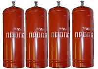 Баллон пропановый газовый 40 (50 литров!) бытовой или для промышленности