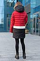 Женское демисезонное пальто- куртка Томи ТМ Miorichi Размеры 42- 52, фото 3
