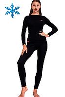 Термокостюм женский Кифа (Kifa) VORTEX Active Comfort КЖ-5234, черный S, фото 1