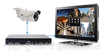 HD (High-Definition) відеоспостереження високої роздільної здатності