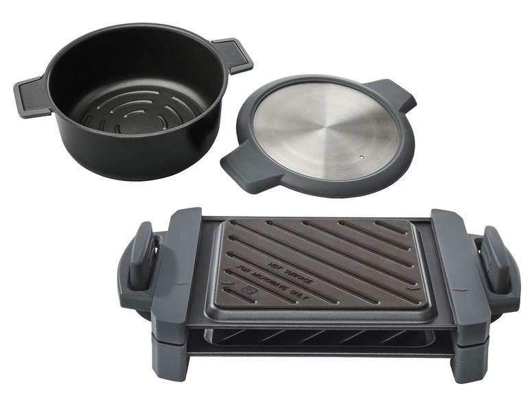 Кастрюлю в микроволновую печь или гриль в микроволновой печи горшок Ernesto