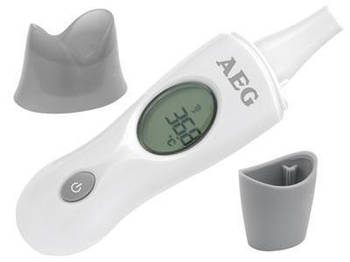 Термометр электронный AEG FT 4925 4 в 1 Марка Европы