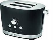 Тостер CLATRONIC TA 3690 чорний, фото 2